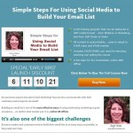 Learn How to Use Social Media to Build Your Email List (with PLR!)