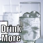 Drink More Water (Tips to be More Productive – 12 of 30)