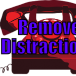 Remove Distractions (Tips to be More Productive – 25 of 30)