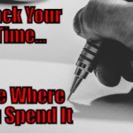 Track Your Time for a Few Days (Tips to be More Productive – 20 of 30)