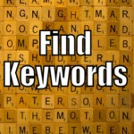 Researching Keywords (Things an Internet Marketer can Outsource – 8 of 30)