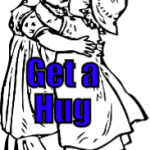 Get a Hug (Tips to be More Relaxed – 17 of 31)