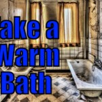Take a Warm Bath (Tips to be More Relaxed – 18 of 31)