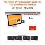 The Power of Forgiveness (High Quality PLR)