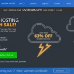 Flash Sale:  Today Only Get Web hosting at Bluehost for $2.95 per Month!