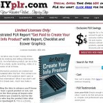 Get Paid to Create Your Product (with PLR!)