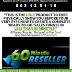 Take PLR and Sell it Online as Your Very Own in Under 60 Minutes?