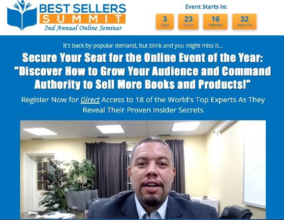 Best Sellers Summit 2017
