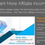 Affiliate Marketer who Doesn't Know what to Promote?  Check Out This Master Swipe File!