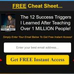 Free Cheat Sheet:  12 Success Triggers