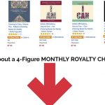 4 Figures a Month with Coloring Books!