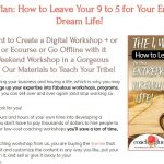 How to Leave Your 9-5 (Comes with PLR – Great for You and Them!)