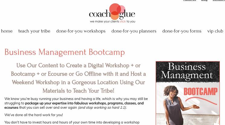 Business Management Bootcamp
