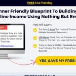 Free Training:  Build Passive Online Income Using Only Email