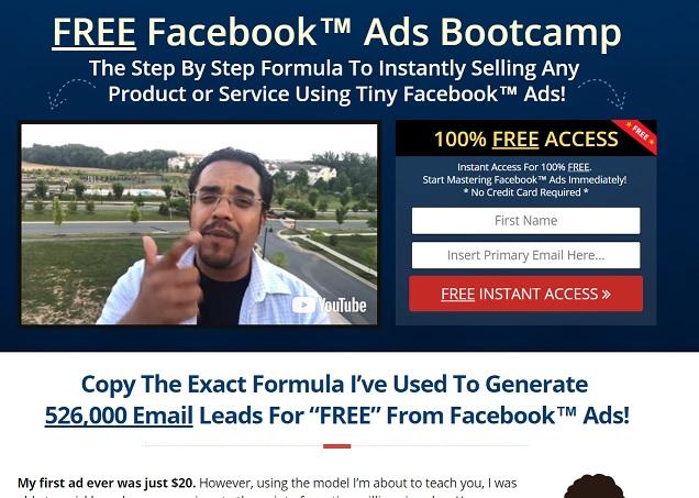 Free Facebook Ads Bootcamp